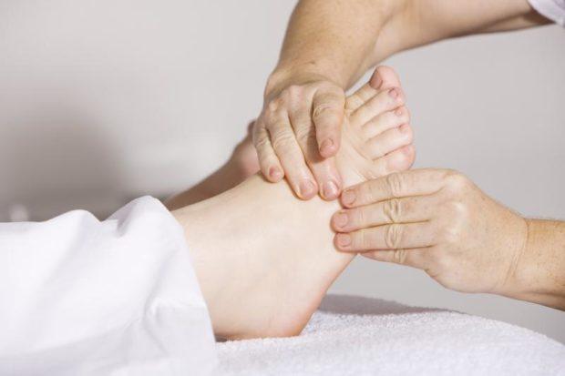 Der Charcot Fuß: Symptome und Behandlung