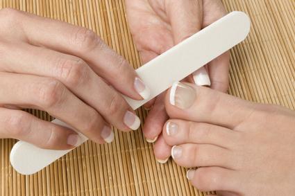 Wichtig: die richtige Fußpflege bei Diabetes