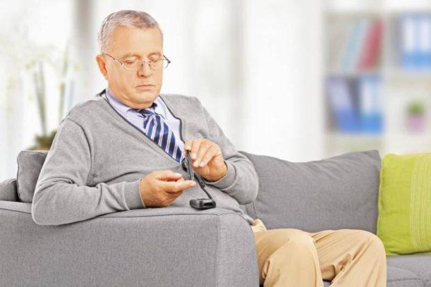Gefäßprobleme bei Diabetikern